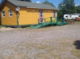 Princehaven Campground, Princeton (Sandringham yakınında)