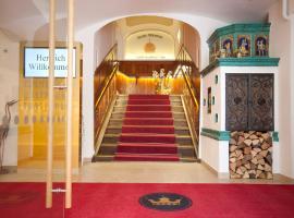Stadthotel zur goldenen Krone
