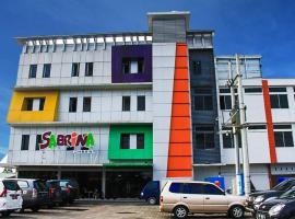 Sabrina Panam Hotel, Пеканбару (рядом с городом Kubang)