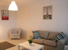 Nice standard-Level three room apartment in Pori