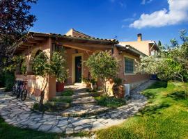 Corfu Vintage Villa, Kanakádes