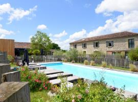 Logis Hotel Le Domaine de Baulieu, Ош (рядом с городом Castelnau-Barbarens)