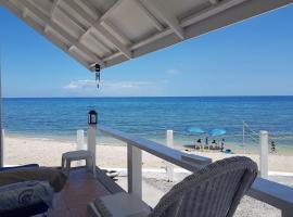 Santorini Beach Front House