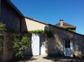 La maison de Pradier, Pugnac (рядом с городом Saint-Christoly-de-Blaye)