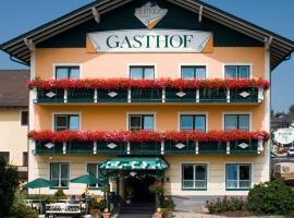 Hotel Blumauer, Rainbach im Mühlkreis (Freistadt yakınında)
