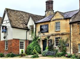 The George Inn - Lacock, Мелкшем (рядом с городом Lacock)