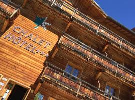 Montana Chalet Hôtel, Le Sauze