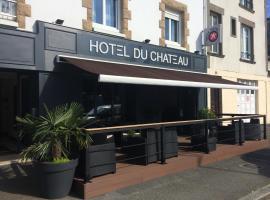 Inter-Hotel Pontivy du Château, Понтиви (рядом с городом Noyal-Pontivy)