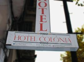 Nuevo Hotel Colonia