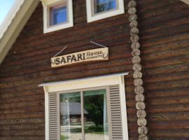 Safari House, Otepää (Nüpli yakınında)