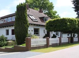 Ferienwohnung im Auetal, Hanstedt (Toppenstedt yakınında)