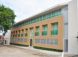 Rainha Hotel, Goiana (Itambé yakınında)