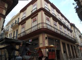 Hostal Balcones Muralla, Havana