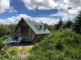 Leverburgh Tiny-House Puffin at Northton, Isle of Harris, Леверберг (рядом с городом Rodel)