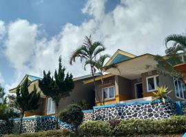 Grand Dian Hotel Guci, Tegal (рядом с городом Bumijawa)