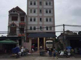 Khách sạn Thế Phúc, Móng Cái (Dongxing yakınında)