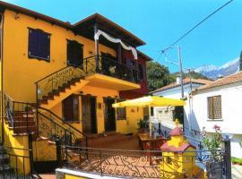 Thassian Traditional House, Potamia (рядом с городом Панагия)