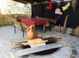 Wine Yard N1, Akhalsop'eli (рядом с городом Kapuchi)