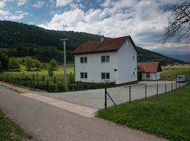 Apartment and rooms Ivan, Оточац (рядом с городом Vivoze)