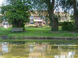 Drabblegate River Cottage, Aylsham (рядом с городом Tuttington)