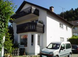 Apartment Christa, Schönau im Schwarzwald (Aitern yakınında)