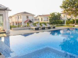 Villa with a pool in Alto Porvorim, Goa, by GuestHouser 64833, Bastora