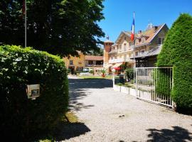 La Garde Chambres d'hôtes, Charancieu (рядом с городом Pressins)