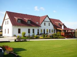 Penzion Praktik Krumlov, Přísečná (Chabičovice yakınında)