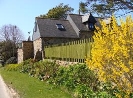 Maison de la Grange, Лезардриё (рядом с городом Quintin)