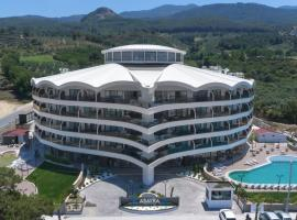 ASAYRA THERMAL HALAL HOTEL & SPA, Гюзельчамли
