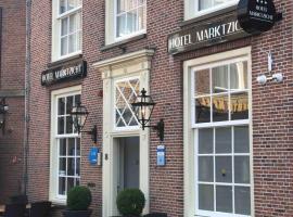 Hotel Marktzicht, Harderwijk