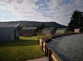 Skye Lodges
