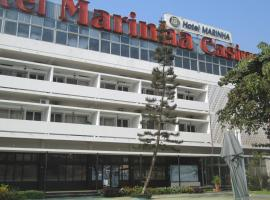 Hotel Marinha, Luanda (Ndala Mulemba yakınında)