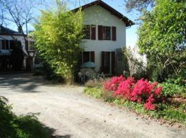 Appartement La Bananeraie, Сали-де-Беарн (рядом с городом Puyoô)