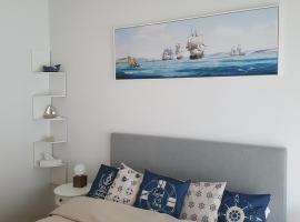 Sea Apartment in the Center