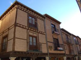 Hostal Mayor 71, El Burgo de Osma (рядом с городом San Esteban de Gormaz)
