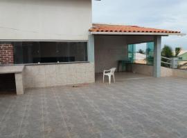 Casa de praia, Barra