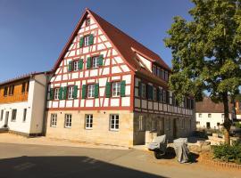 Pension Zum Schrammel, Altdorf bei Nuernberg