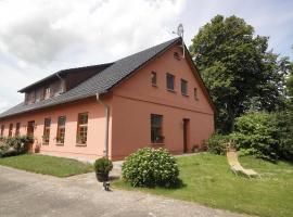 Urlaub auf dem Lande, Ober Hinrichshagen (Stahlbrode yakınında)