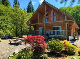Beaver Lake Resort, Lake Cowichan