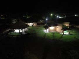 Jardim do Cerrado, Nobres