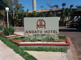 Angatu Hotel, Osvaldo Cruz