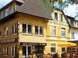 Hotel Gretescher Hof, Osnabrück (Alt Schledehausen yakınında)
