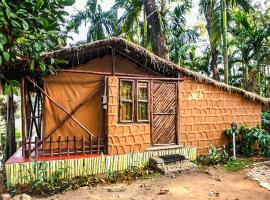 Homestay with breakfast in Chikkamanagluru, by GuestHouser 22991, Sangameswarpet (рядом с городом Bālehonnūr)