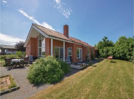 Three-Bedroom Holiday Home in Hurup Thy, Doverodde (Hurup yakınında)