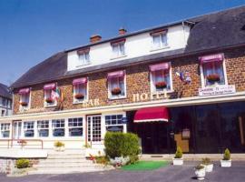 Hôtel La Pocatière, Coutances (рядом с городом Gratot)