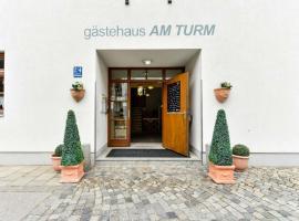 Gästehaus am Turm, Markt Schwaben (Neufinsing yakınında)
