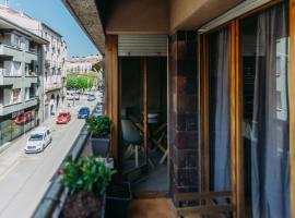 Apartament Ca l'Arpa, Banyoles (Borgoñá yakınında)