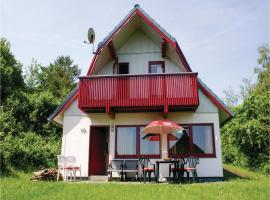 Three-Bedroom Holiday Home in Kirchheim, Kirchheim (Breitenbach am Herzberg yakınında)