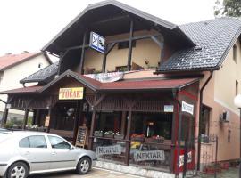 """Restoran i sobe """"Tocak"""", Doboj (Gračanica yakınında)"""